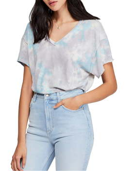 All Mine Tie Dye Tee by Free People