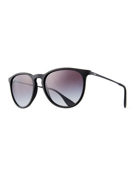 Gradient Keyhole Nose Bridge Sunglasses by Ray Ban