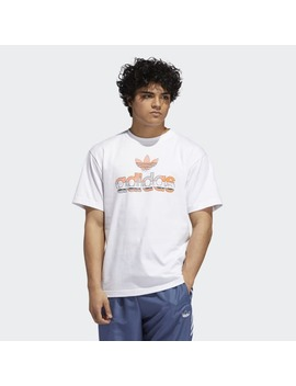 Crafty Logo Tee by Adidas