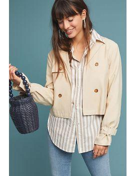Delores Draped Jacket by Jessy B