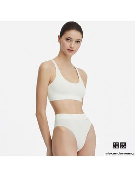 Airism Seamless Bra by Uniqlo