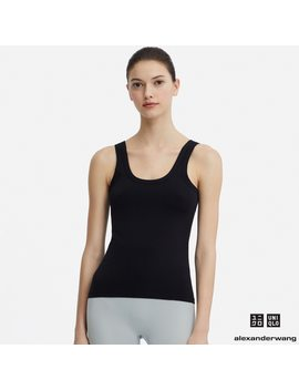 Airism Seamless Sleeveless Top by Uniqlo
