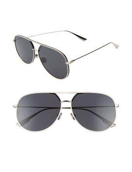 60mm Aviator Sunglasses by Dior