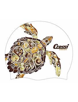 Cressi Adult Comfortable Swim Cap Made In Pure Silicone by Cressi