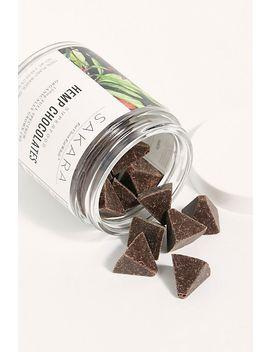 Sakara Life Hemp Chocolates by Sakara Life