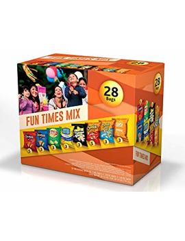 Frito Lay Fun Times Mix Variety Pack, 28 Count by Frito Lay