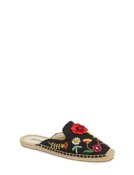 Embellished Floral Mule (Women) by Soludos