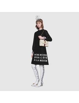 Rajah Small Shoulder Bag by Gucci