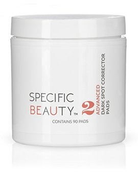 Specific Beauty – Advanced Dark Spot Correcting Pads – Resurfacing Antioxidant Brightening Treatment Infused With Botanical Extracts – 90 Day Supply/90 Pad Count by Specific Beauty