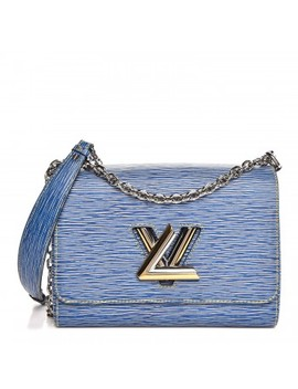 Louis Vuitton Epi Twist Mm Denim Light by Louis Vuitton