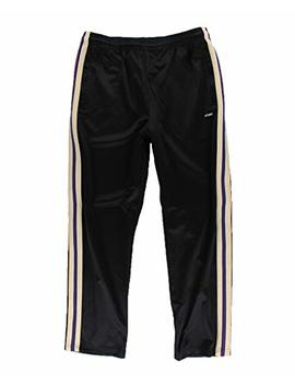 Stussy Textured Rib Track Pant Men's Black (X Large) by Stussy