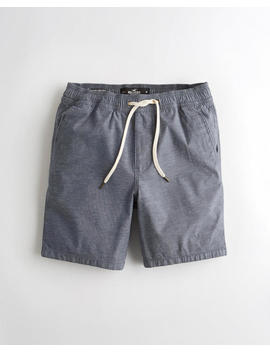 Hollister Epic Flex Beach Prep Jogger Shorts by Hollister