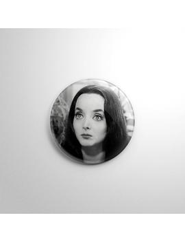 Addams Family   Morticia (B) Button / Keychain by Etsy