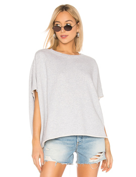 Tee Lab Capelet Tee by Frank & Eileen