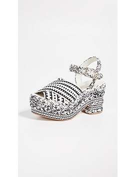 Brenda Flatform Sandals by Antolina