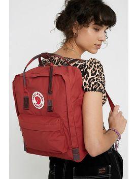 Fjallraven Kanken Random Stripe Handle Backpack by Fjallraven