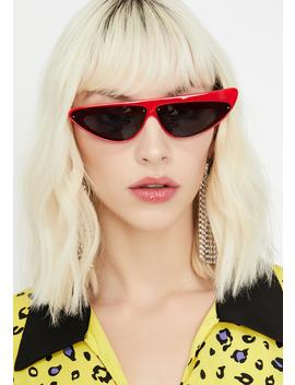 Big Idea Retro Sunglasses by