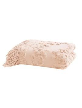 "60""X50"" Mila Cotton Tufted Throw Blanket by Jla Home"