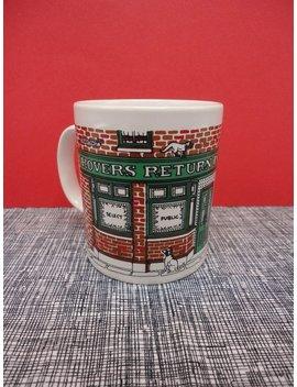Vintage Coronation Street Rovers Return Inn Coffee Tea Mug Staffordshire Tableware by Etsy
