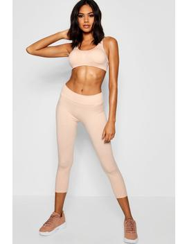 Fit Seamfree Legging by Boohoo