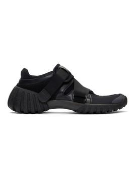 Black Medic Sneakers by Maison Margiela