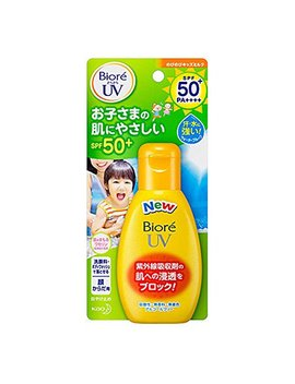Biore Uv Smooth Kids Milk Spf50+ Pa++++ 90ml by Bioré