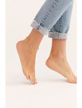 Blvd Anklet by Free People
