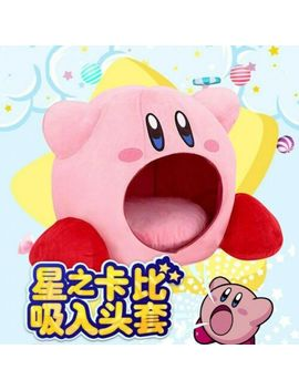 Super Kawaii Game Kirby Siesta Plush Soft Sleep Pillow Cosplay Toy Pet Bed Gift by Unbranded