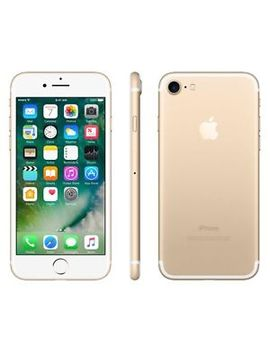 Apple I Phone 7   32 Gb   Gold (Unlocked) A1660 (Cdma + Gsm) Smartphone Ios by Apple