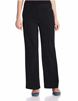 Briggs New York Women's Perfect Fit Straight Leg Pant by Briggs