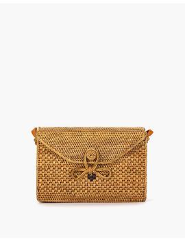Bembien® Sofia Rattan Shoulder Bag by Madewell