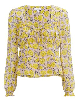 Giuliana Printed Top by Intermix