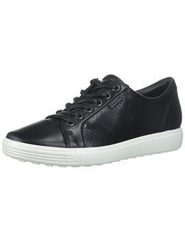 Ecco Soft Perforated Fashion Sneaker by Ecco