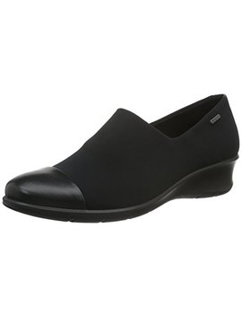 Ecco Women's Felicia Gore Tex Slip On Wedge by Ecco
