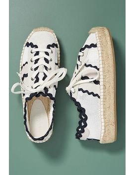 Bernardo Vale Espadrille Sneakers by Bernardo