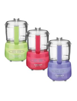 Cuisinart® Mini Prep® Plus Processor In Passion Flower by Bed Bath And Beyond