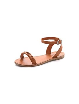 Braided Sightseer Sandals by Madewell
