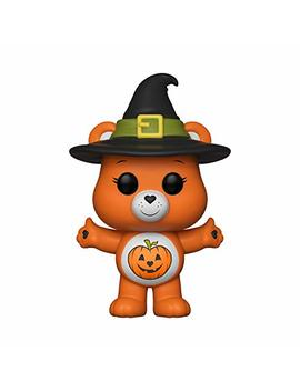 Funko Pop! Animation: Trick Or Sweet Bear Funko Shop Exclusive Care Bears #420 by Pop