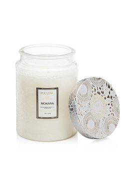 Large Jar Candle, Mokara by Voluspa