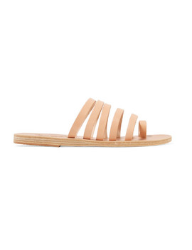 Niki Leather Sandals by Ancient Greek Sandals