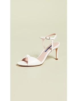 Gloria 80mm Sandals by Stuart Weitzman