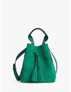 Gerard Darel Mini Saxo Bag, Vert by Gerard Darel