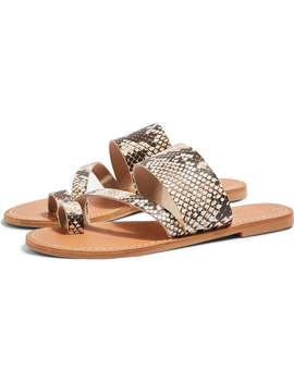 Honey Slide Sandal by Topshop