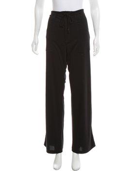 Mid Rise Knit Pants by Balenciaga