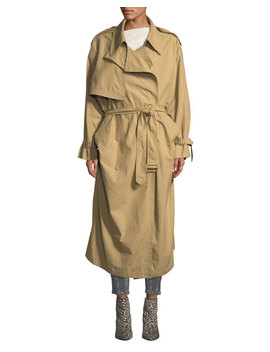Go See Trench Coat by Style Keepers