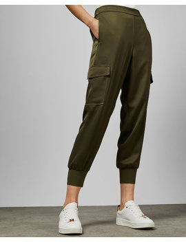 Cargo Joggers by Ted Baker