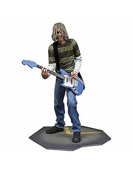 Kurt Cobain 7 Inch Action Figure With Skyblue Guitar By Neca by Neca