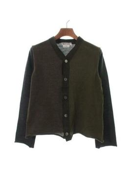 Comme Des Garcons Comme Des Garcons Sweaters  836603 Green Xs by Ebay Seller