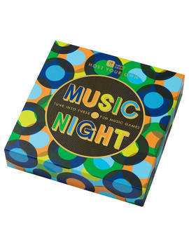 Talking Tables Host Your Own Music Night In by Talking Tables
