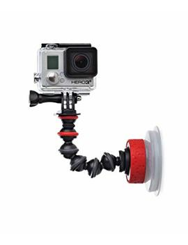 Joby Suction Cup With Gorilla Pod Arm For Go Pro Hero6 Black, Go Pro Hero5 Black, Go Pro Hero5 Session, Contour And Sony Action Cam by Joby